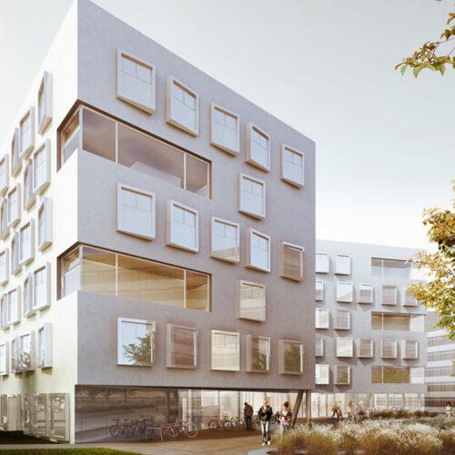 Öffentliche Auflage: FH Campus Wien wächst weiter