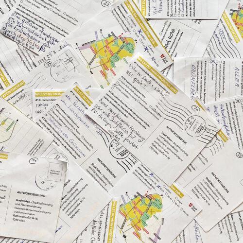 Rückmeldungen zur Projektzeitung | Dialog-Karten